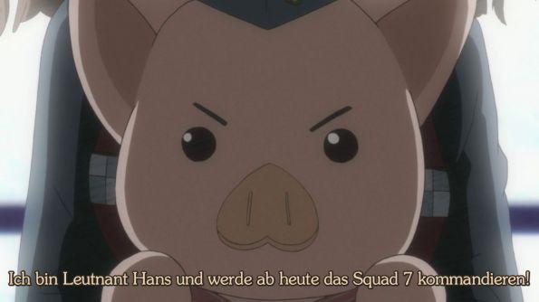 Kommandant Hans!